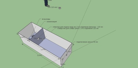 Детальное описание устройства фильтра