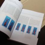 Внутренний блок книги о карпах кои